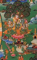 Рождение будущего Будды