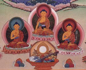 Будды Трёх Времён