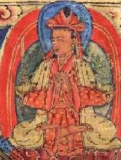 Царь Манджушри-Яшас